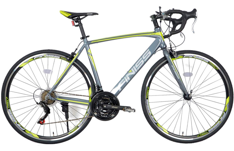 Merax Finiss Road Bike Aluminum 21 Speed