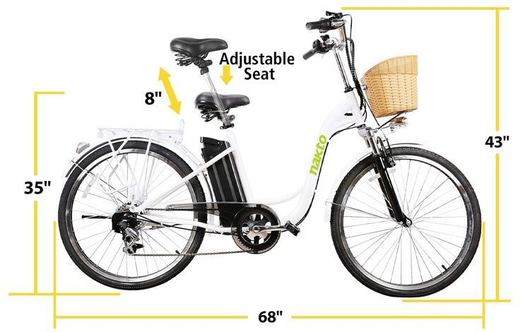 Nakto E Bike Series