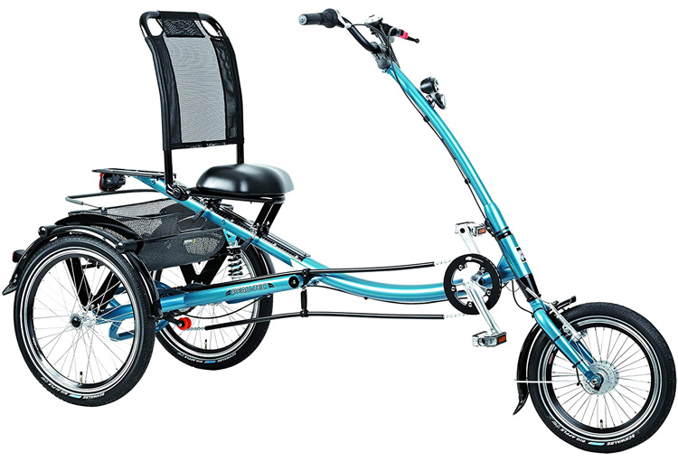 Pfiff Adult Scooter Trike