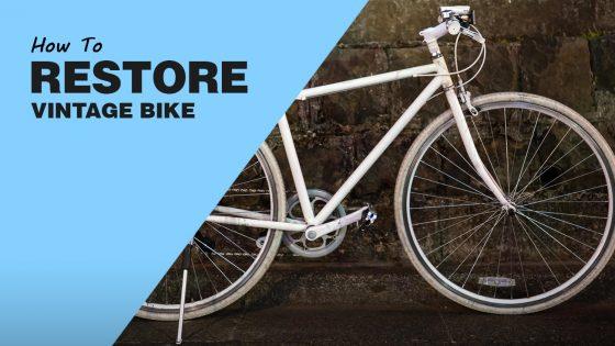 Restore A Vintage Bike
