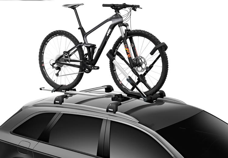 Thule Upride Roof Bike Rack