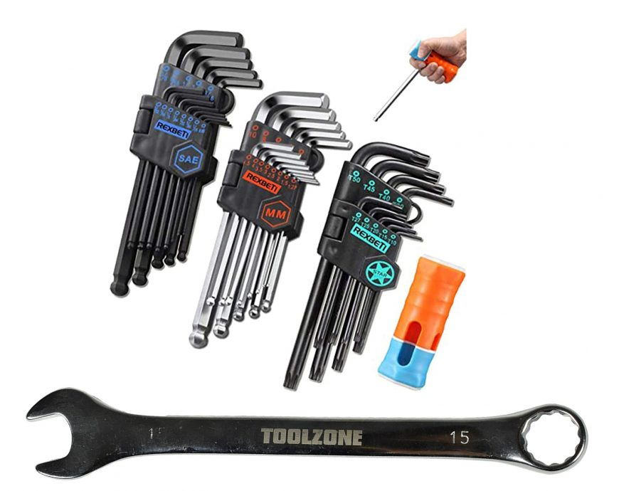 Tools To Remove Bike Pedals